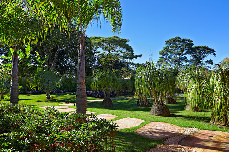 Jardim residência PN